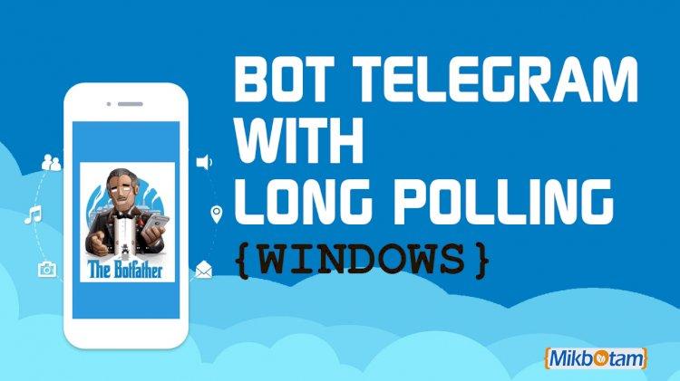 Cara Membuat Bot Telegram Sendiri Menggunakan PHP [ Part 2 ]