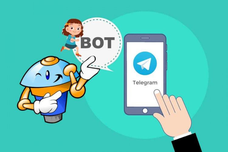 Pengertian Dan Cara kerja bot telegram