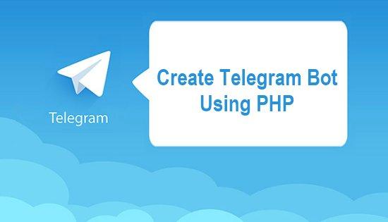 Cara Membuat Bot Telegram Sendiri Menggunakan PHP [ Part 1 ]